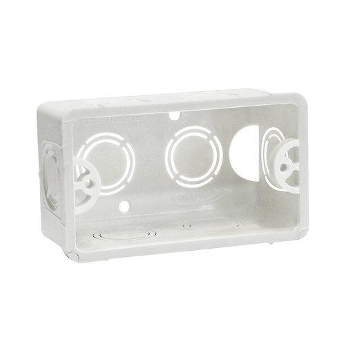 Caja Rectangular Eléctrica 4x2 Celta