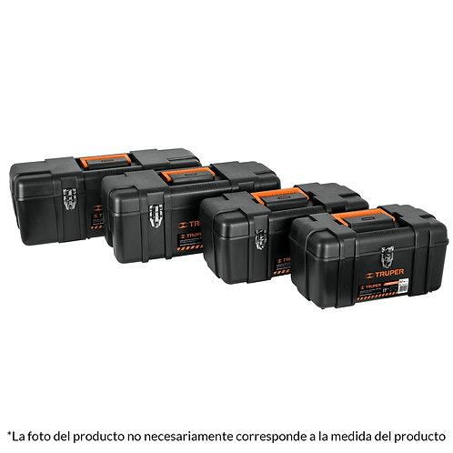 """Caja Herramientas Plástica 26"""" Industrial Truper"""
