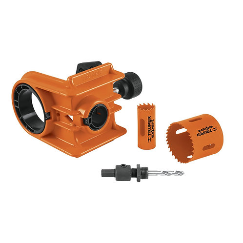 Juego de Instalar Cerradura Truper Kit-3