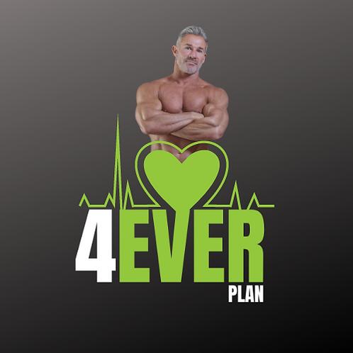 4EVER Meal Plan & Recipe Book