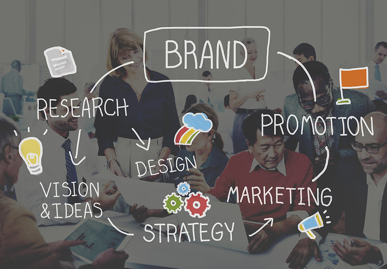 Brand Marketing Advertising Branding Des