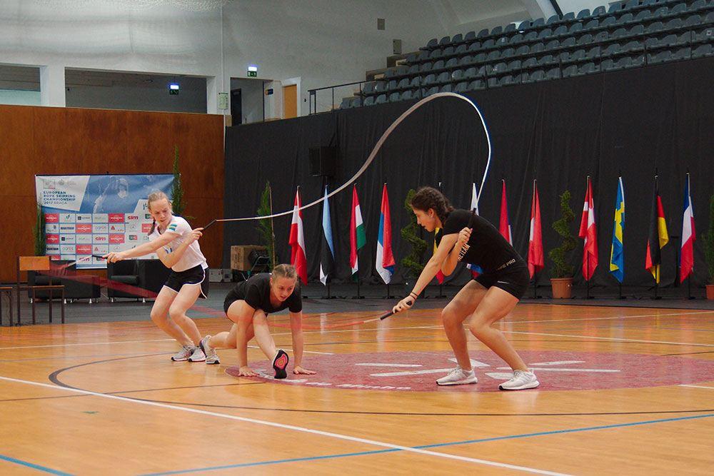 Europameisterschaft Rope Skipping 2017