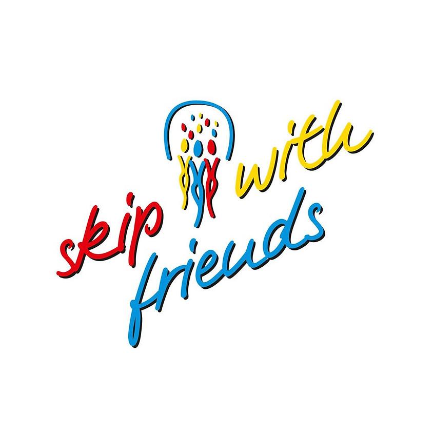 skip with friends, Einsteigerwettkampf E4