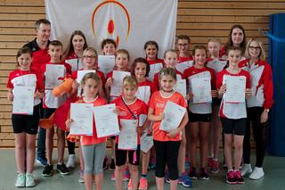Landesmeisterschaften E4, T3 Skipping Heart Wettkampf Niederwörresbach