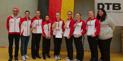 Bundesfinale und Deutsche Meisterschaften in Neuss