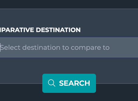 How to choose comparative destinations
