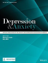 Depression and Anxiety Journal (open access)