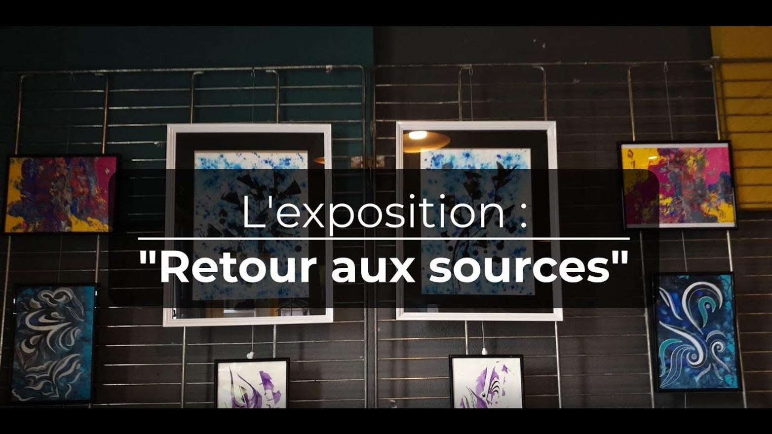 """Expo """"Retour aux Sources"""" au Hang'ART"""