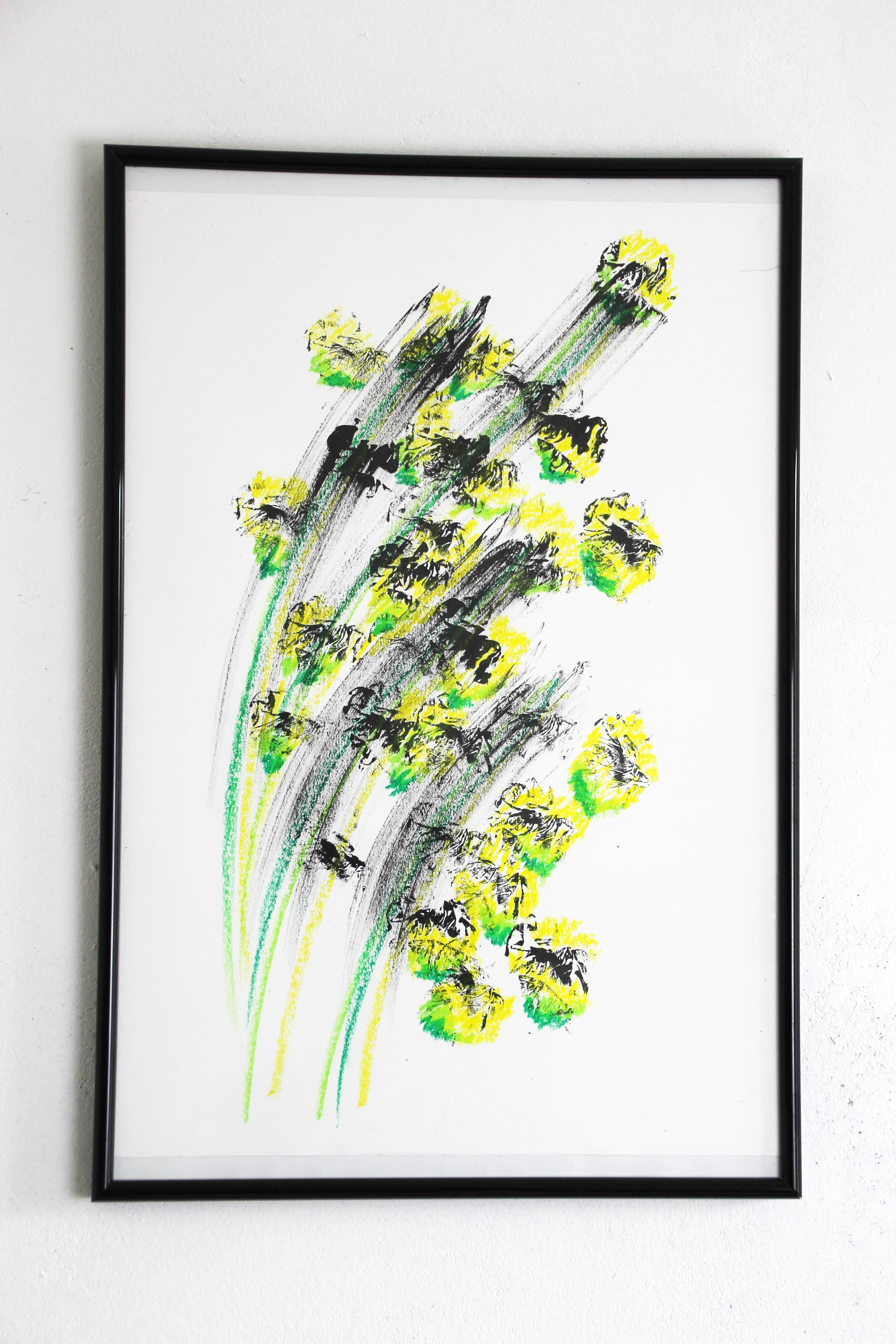 Fleurs filantes
