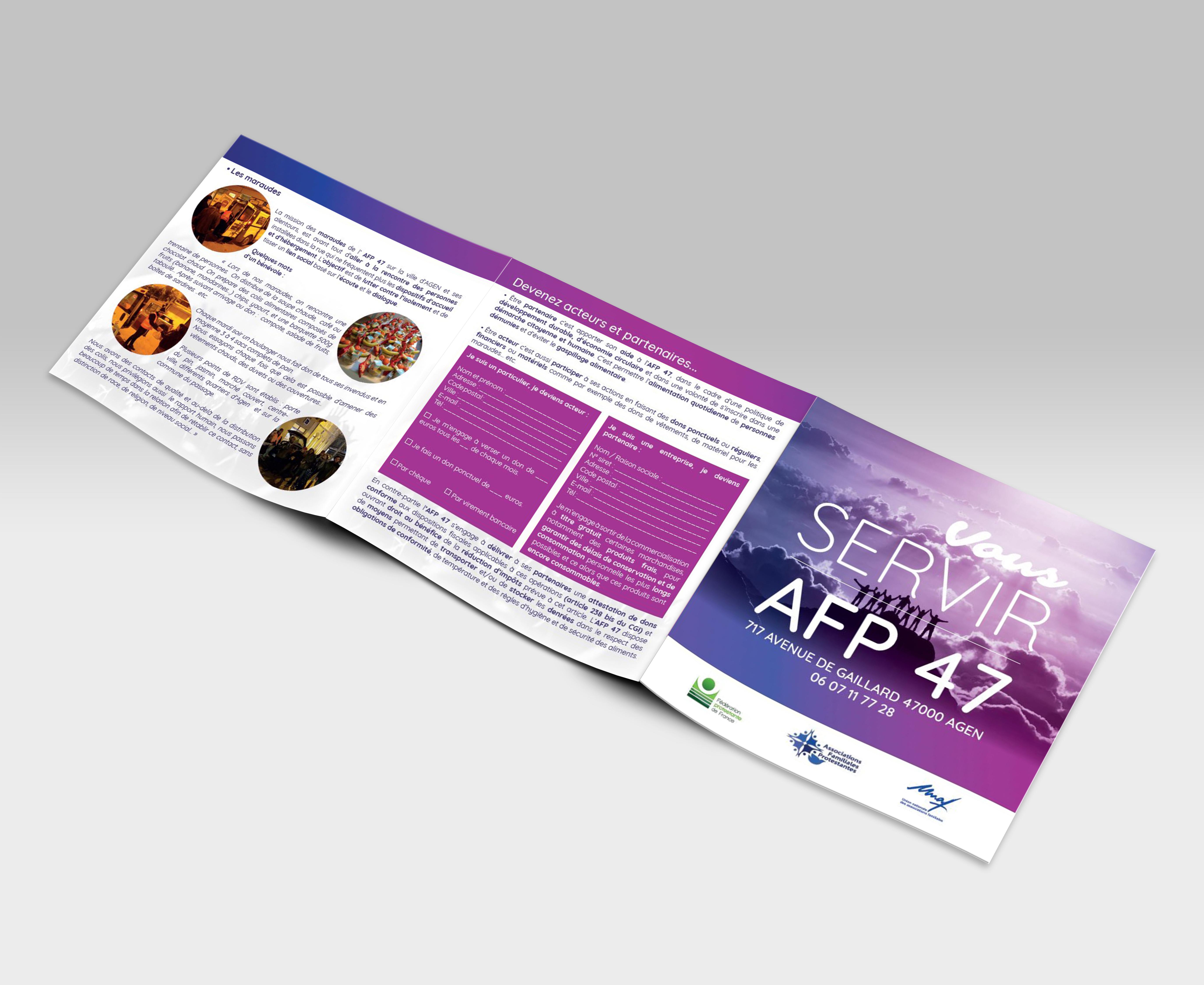 Dépliant AFP 47