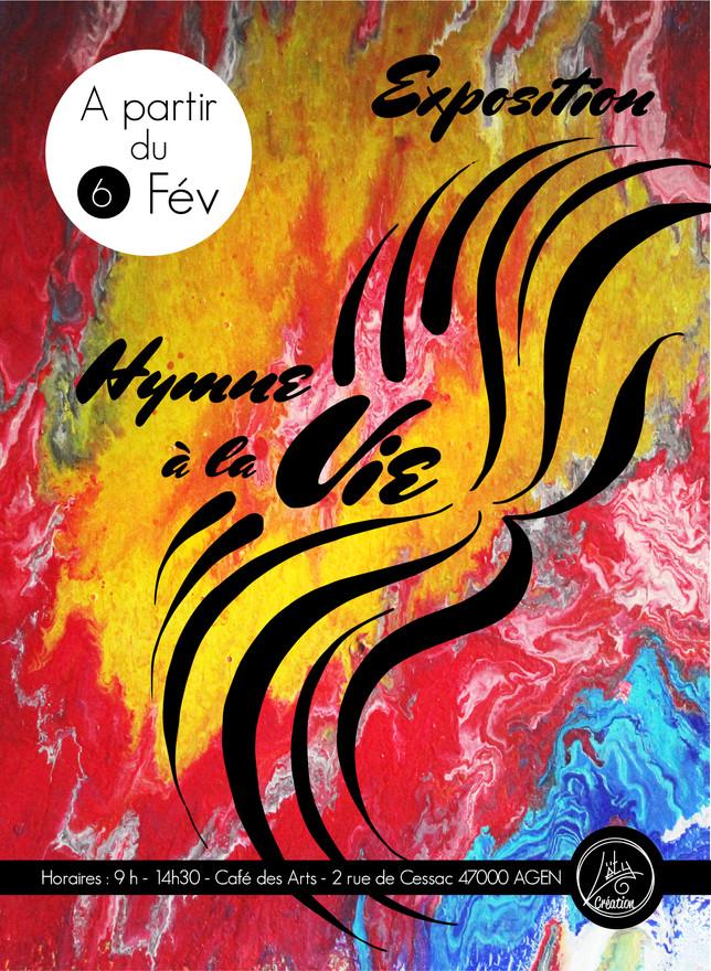 Expo Café des Arts - Deuxième édition