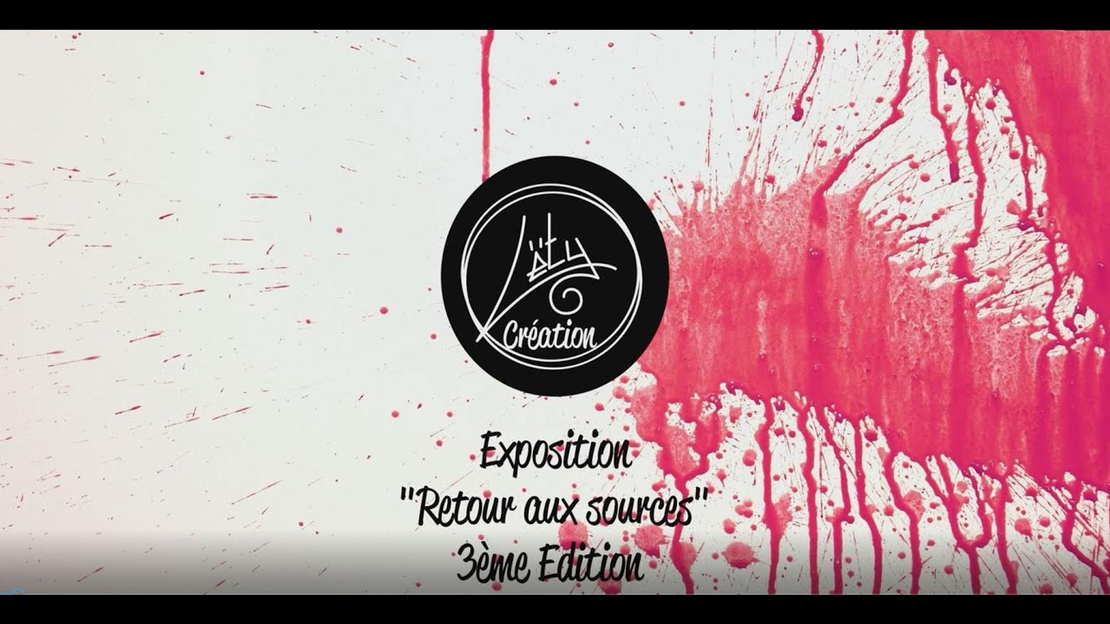 Expo Re-confinée !!