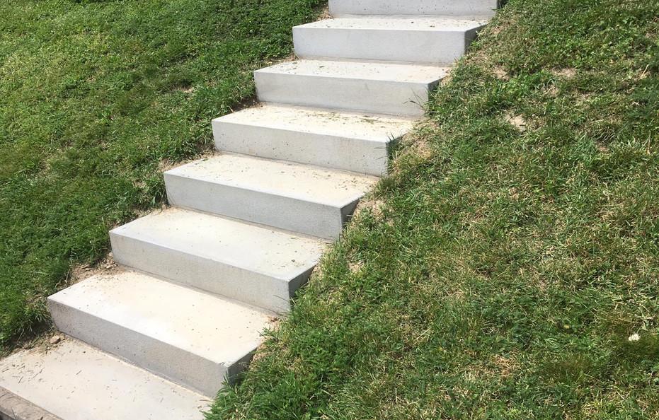 Fuchs Réalisations - Escalier