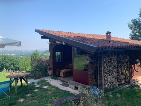 Mercredi 26  juin - Lenno (lac de Côme) - Cherasco (Piémont)