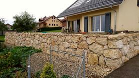 des mélèzes paysagiste - murs