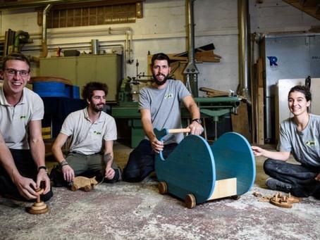 Naissance du projet Les Jouets de la Côte