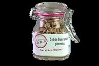 Les Délices de Marjo - Sel de Guérande aux piments