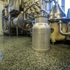 Fromagerie La Praz - boille lait