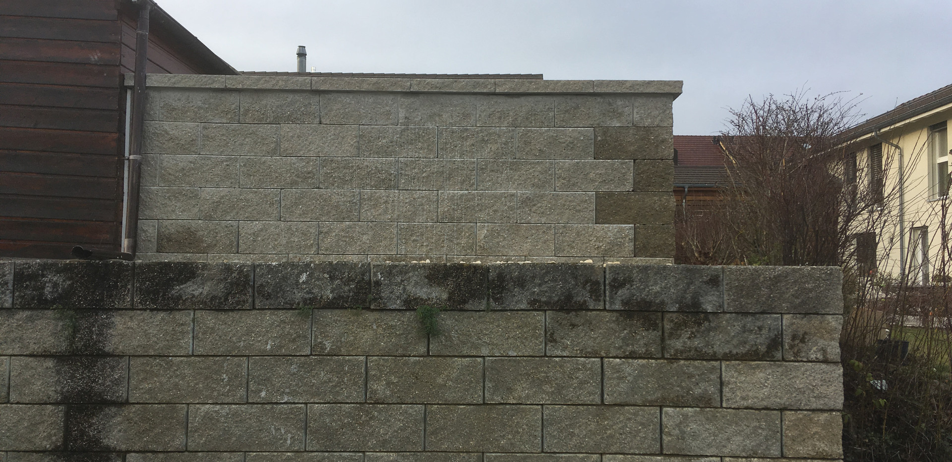 Fuchs Réalisations - Mur