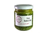 Les Délices de Marjo - Pesto basilic noix