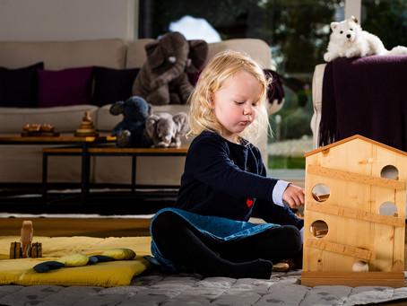 Le xylophone et le toboggan à billes