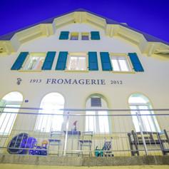 Fromagerie La Praz - devanture