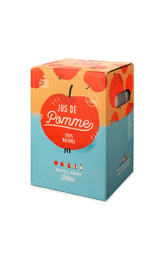 Jus de pomme (3 litres)