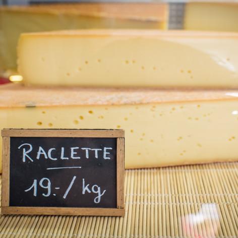Fromagerie La Praz - raclette