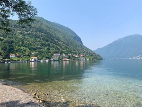 Mardi 25 juin - Lenno et le lac de Lugano