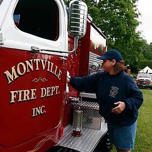 Monteville Brush Truck