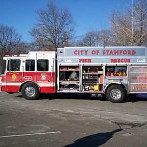 Stamford Fire Rescue 1