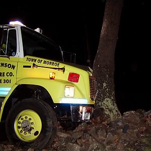 Fire Truck Collision Repair and Refurbishment