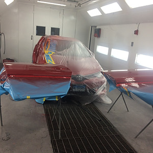 Auto Refinishing