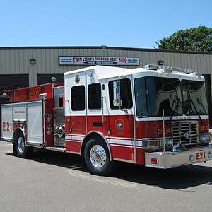 West Haven Fire Department E21