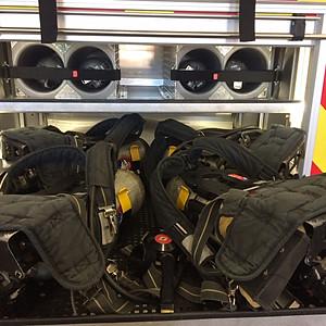 Trumbull Center Fire District's Attack Pumper