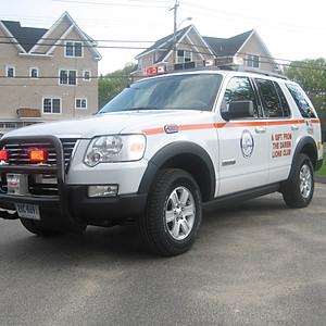 Darien Post 53 Response Vehicle