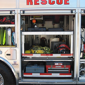 Westbrook Fire Department: Rescue 494