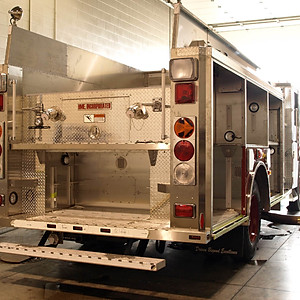 Cranston Fire Department: Rescue Pumpers