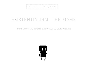 existentialism the game by sarah shmuh almeda