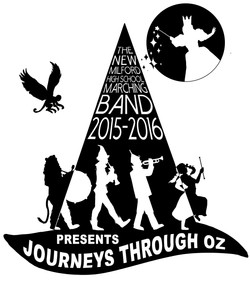 NMHS Marching Band Logo 2015-2016