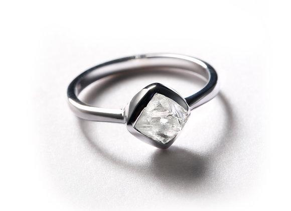 0.76ct Rough Diamond Slice