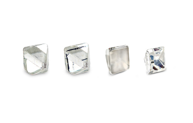 Uncovering an Exceptional Diamond