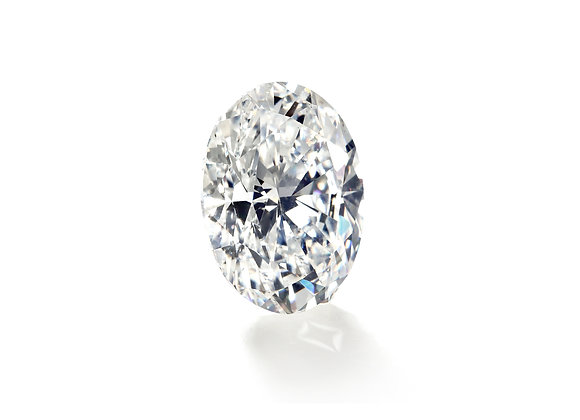 8ct Oval Forevermark Exceptional