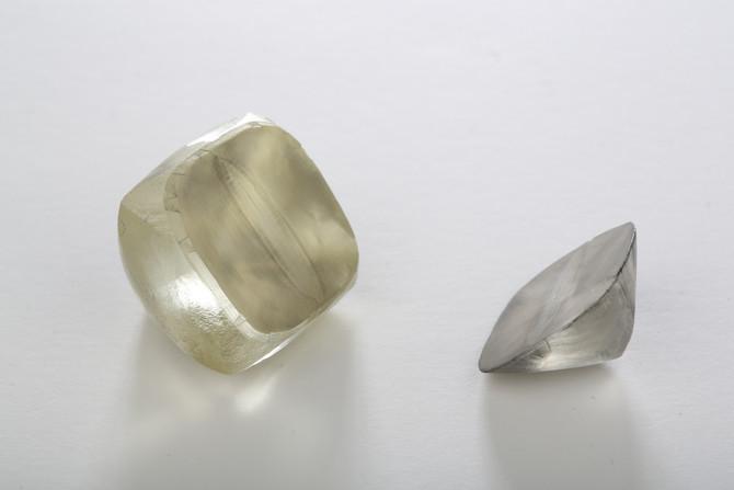 112ct Diamond: Phase Two