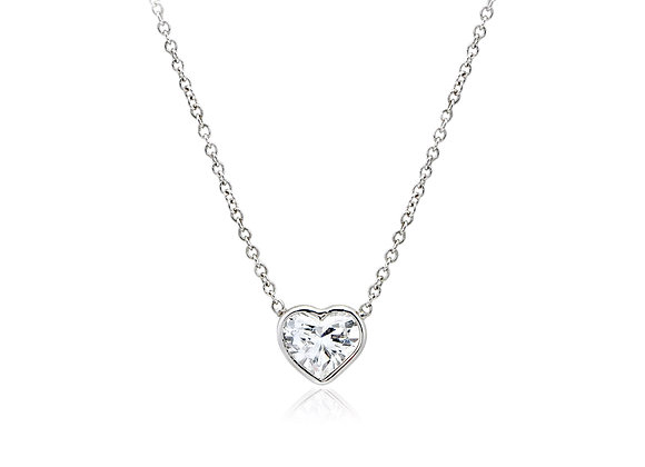 .70ct Heart Shape Pendant