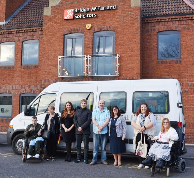 Cerebral palsy charity launches new website to mark 60th anniversary