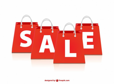Steady Comps Ltd eBay Sale now on!