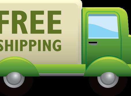 Free European Shipping