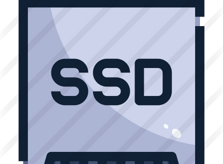 Minimum 1TB Extra SSD storage with every purchase. Only at Steady Comps Ltd.