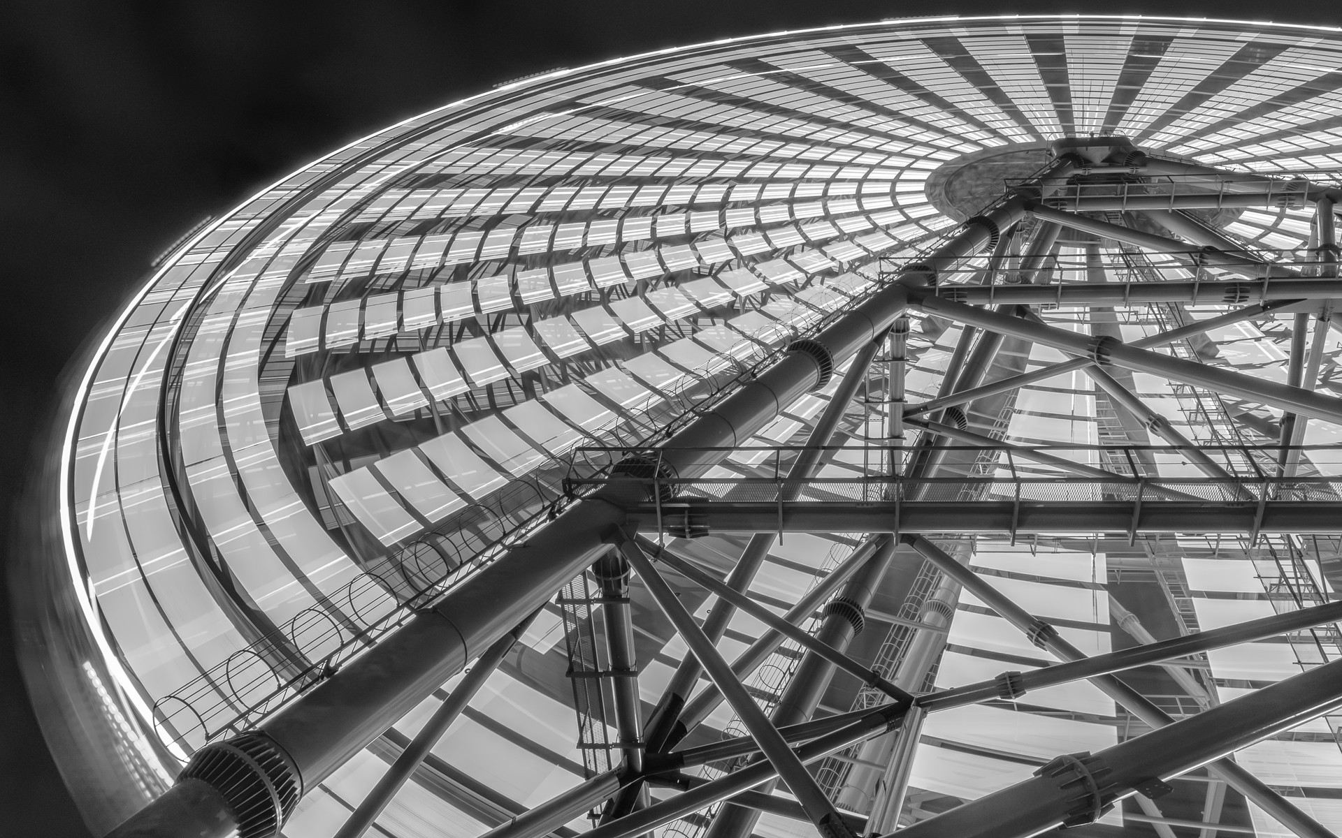 Osaka Ferris Wheel